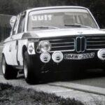 '69 BMW 2002 TiK... Quand l'escargot entre dans la course !