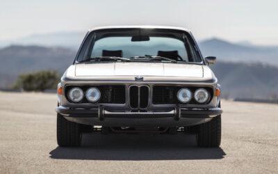 '73 BMW E9 3.5 CSi… 3.5 ?!