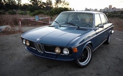 BMW Bavaria en V8 LS1 – Barn find !