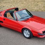 Fiat X1/9 Vtec - Restomod... al dente !