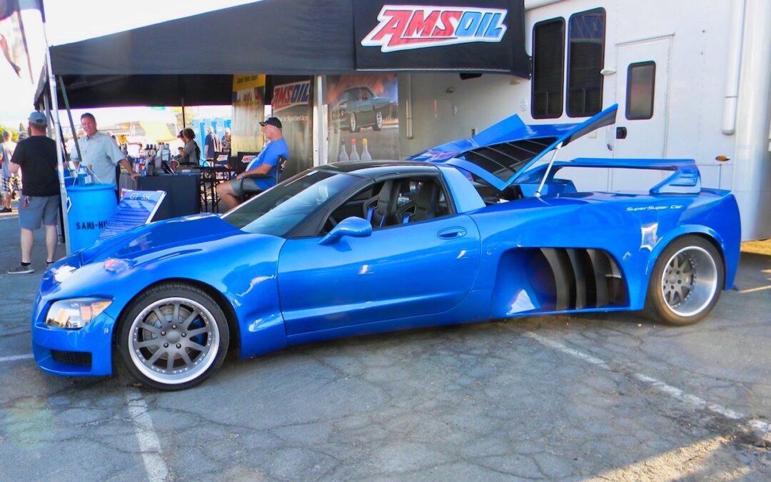 GT SSC : La Super Super Car avec deux V8 pour 1300 ch !