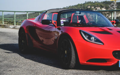 Lotus Elise CR… Club Racer