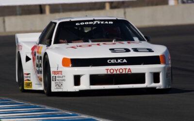 Toyota Celica Turbo IMSA GTO – 100% débridée !