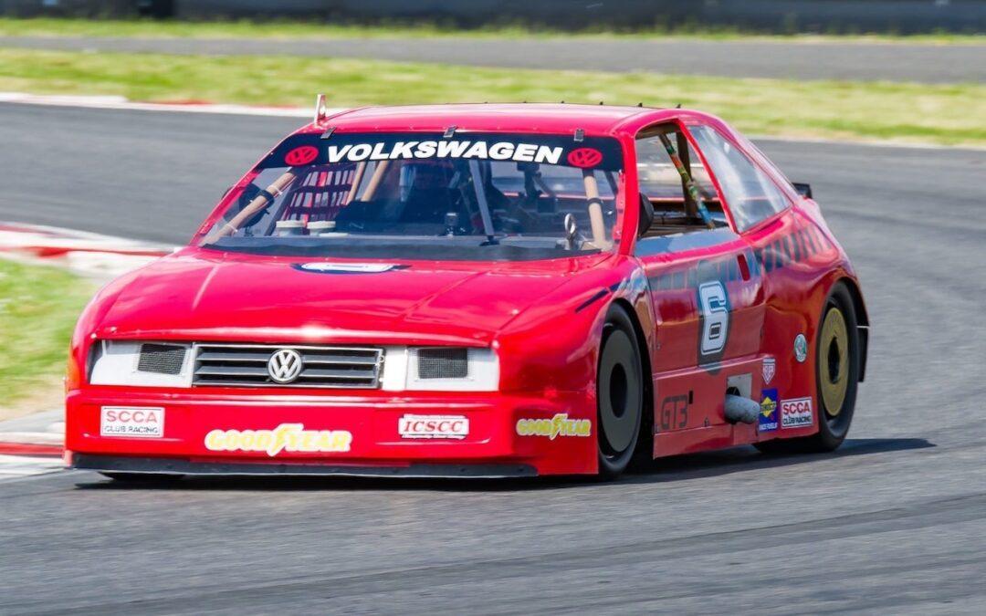 VW Corrado GT3 sauce NASCAR…