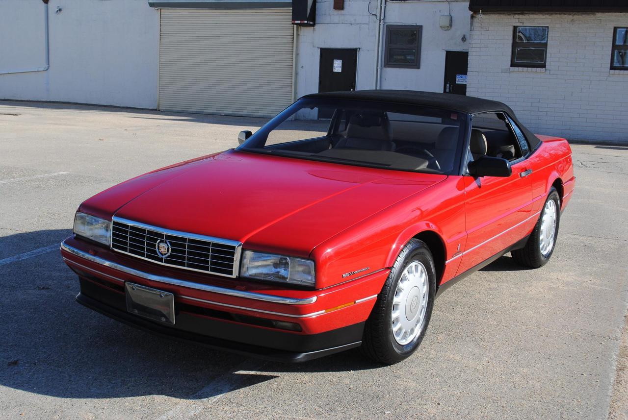 Cadillac Allanté - La ricaine la plus cool des 90's ?! 11