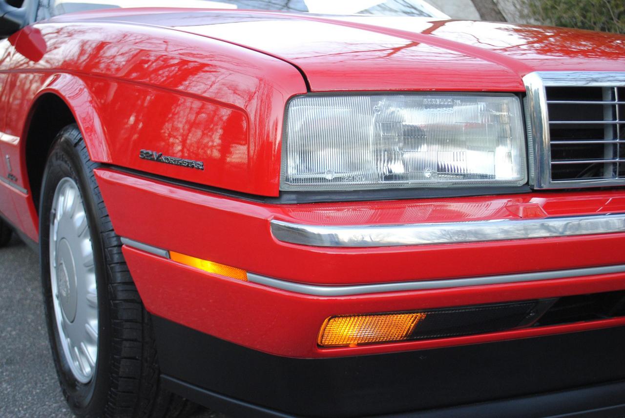 Cadillac Allanté - La ricaine la plus cool des 90's ?! 10