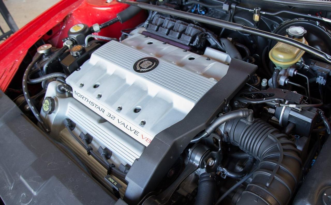 Cadillac Allanté - La ricaine la plus cool des 90's ?! 9