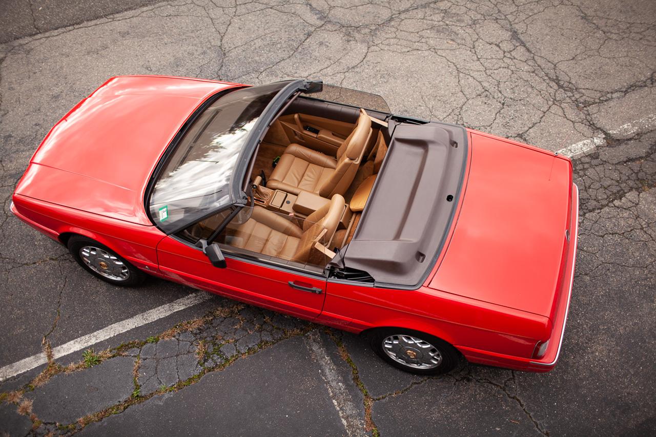 Cadillac Allanté - La ricaine la plus cool des 90's ?! 4