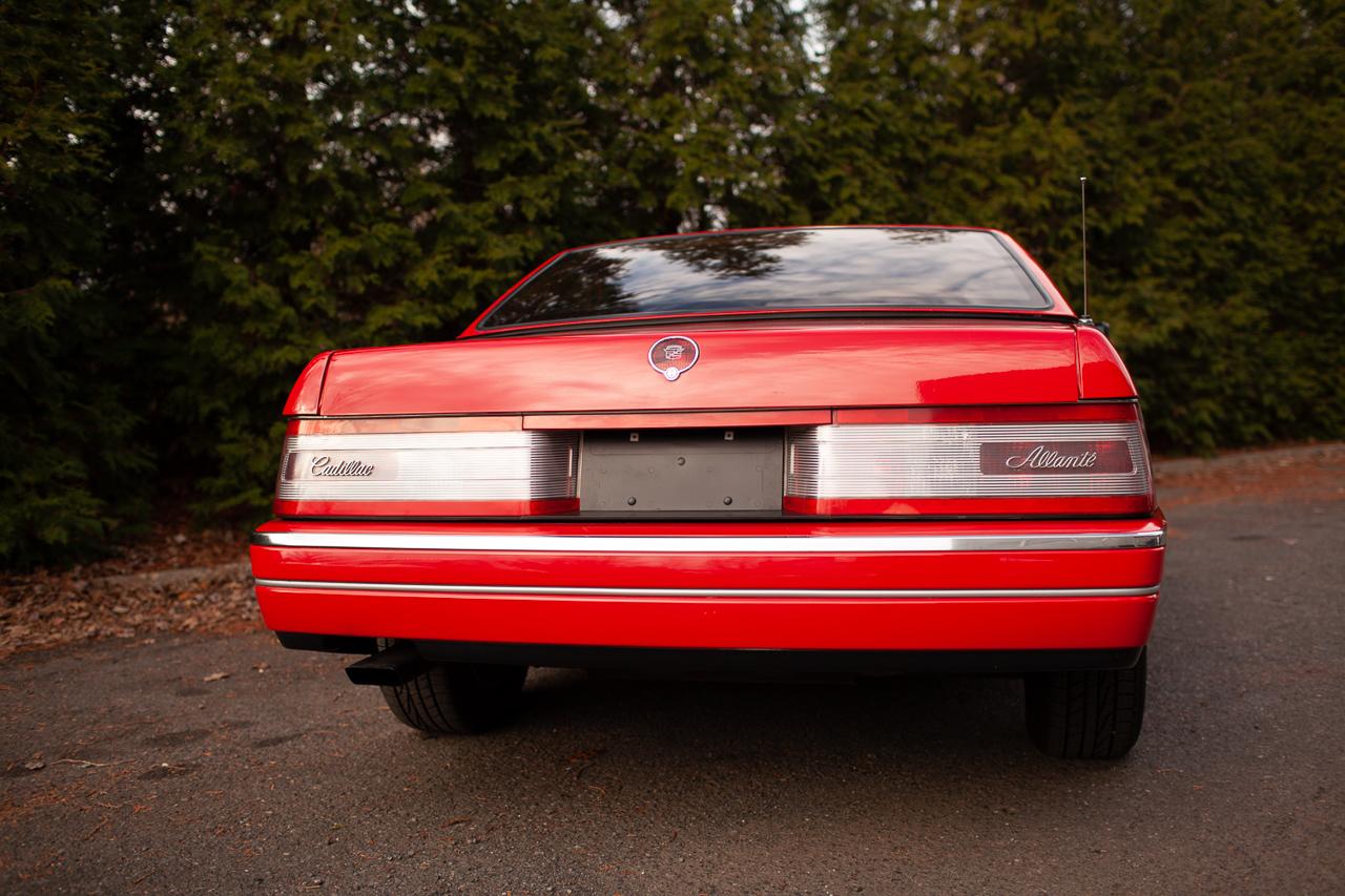 Cadillac Allanté - La ricaine la plus cool des 90's ?! 6