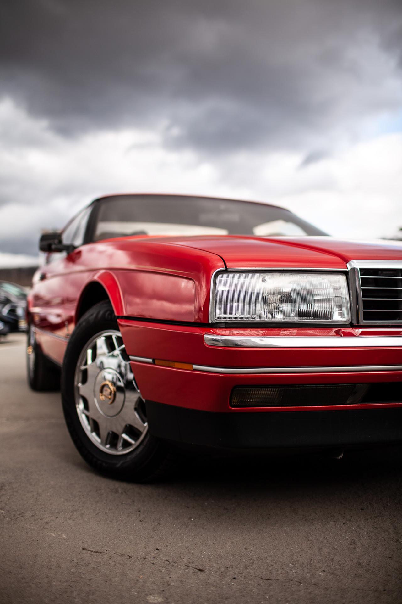 Cadillac Allanté - La ricaine la plus cool des 90's ?! 1