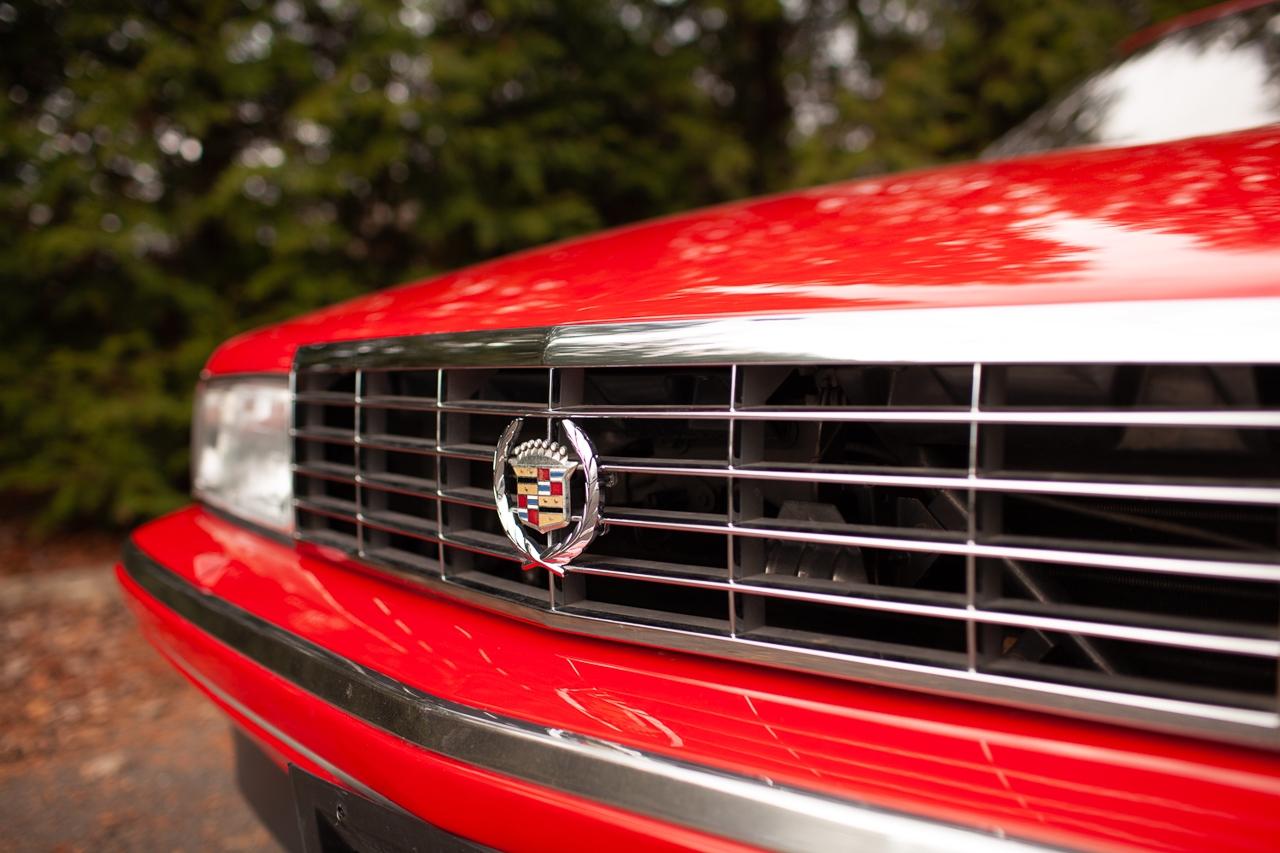 Cadillac Allanté - La ricaine la plus cool des 90's ?! 2