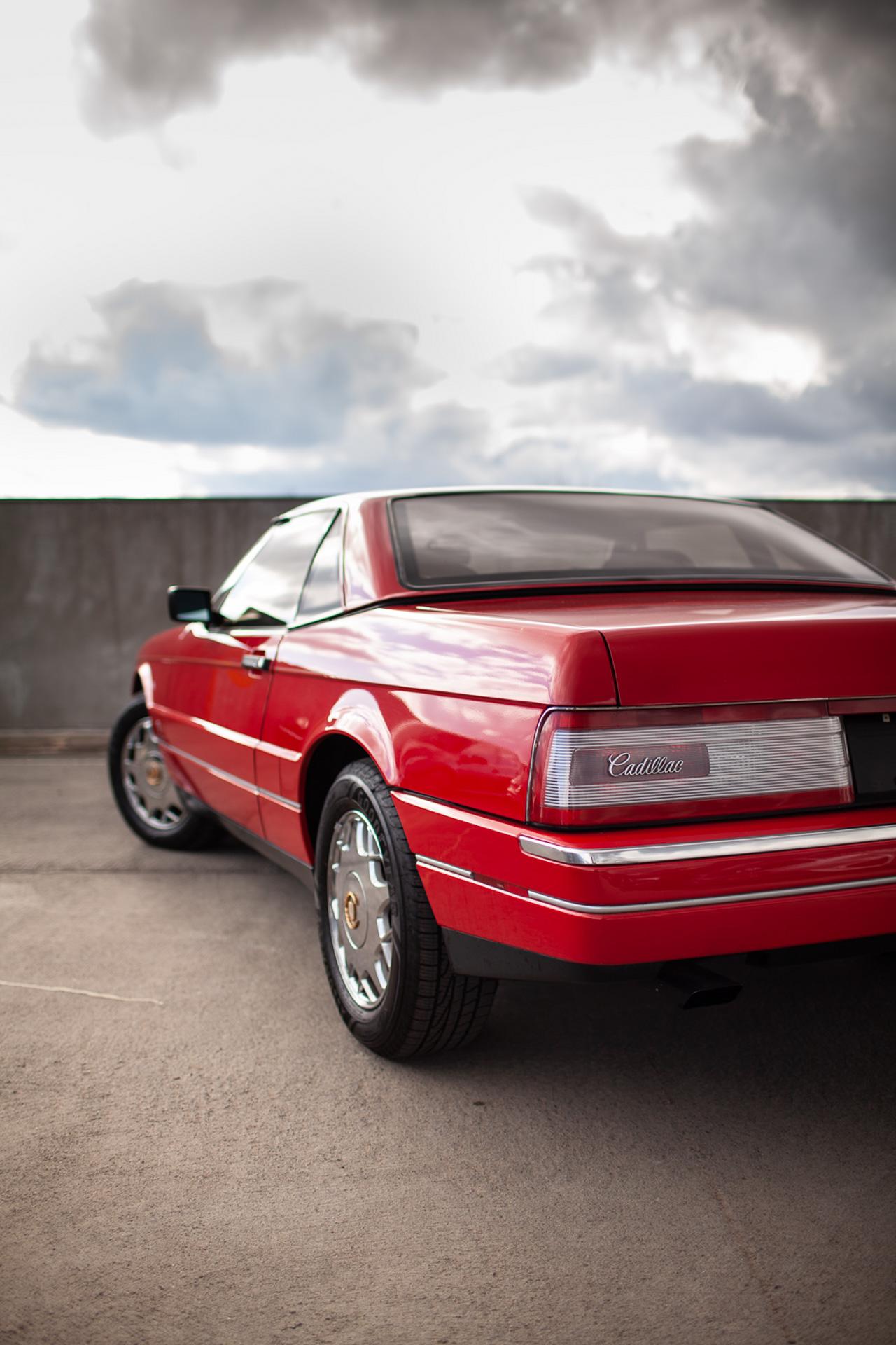 Cadillac Allanté - La ricaine la plus cool des 90's ?! 12