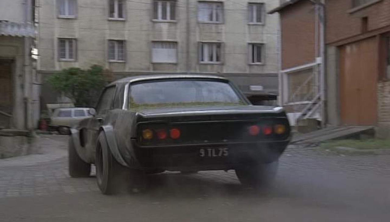 """Incontournable : La Ford Mustang de Belmondo dans """"Le marginal"""" 5"""