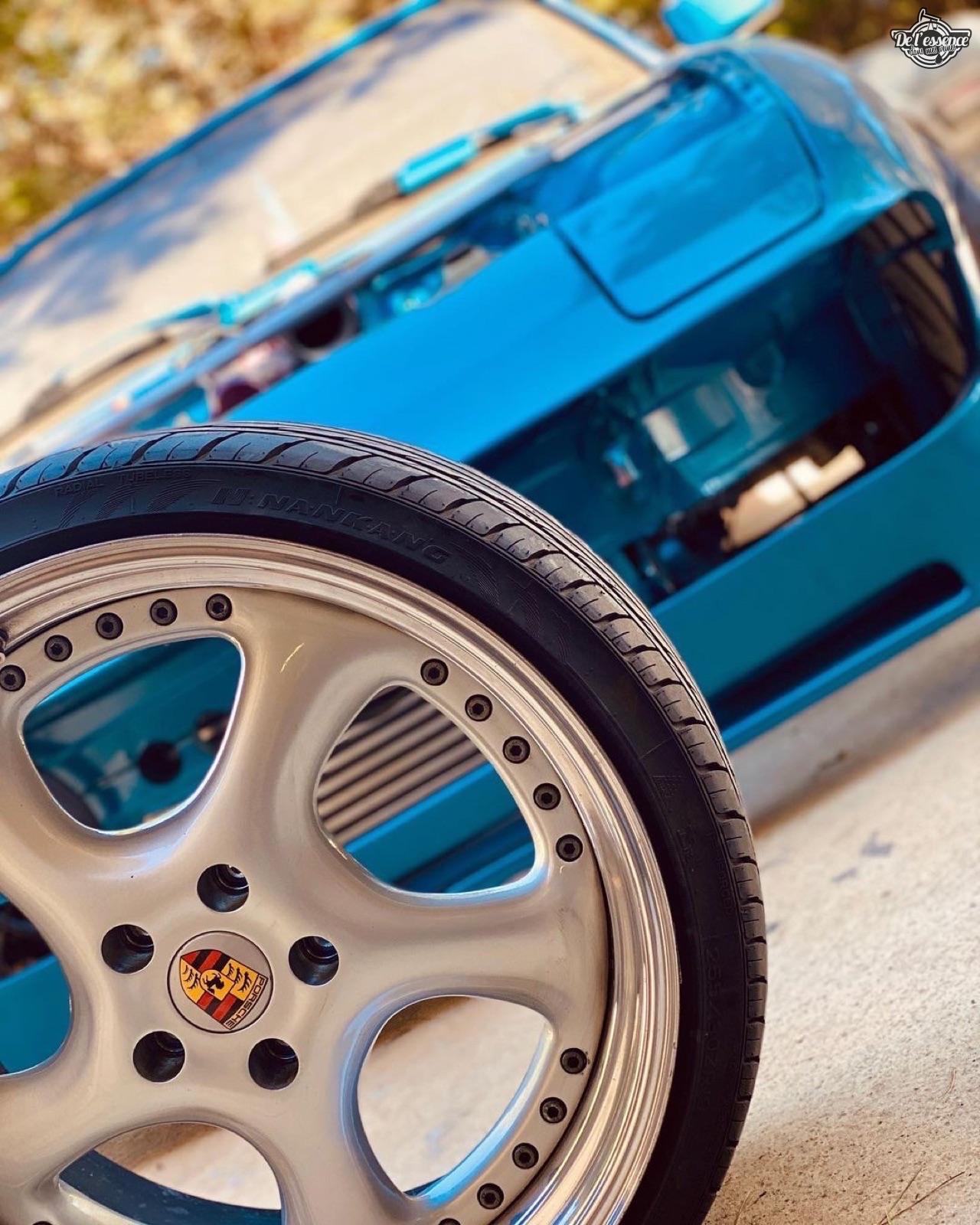'79 Porsche 924 de Chris - De l'air et un turbo... 4