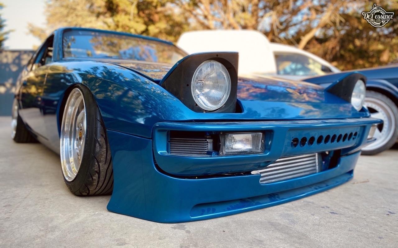 '79 Porsche 924 de Chris - De l'air et un turbo... 1