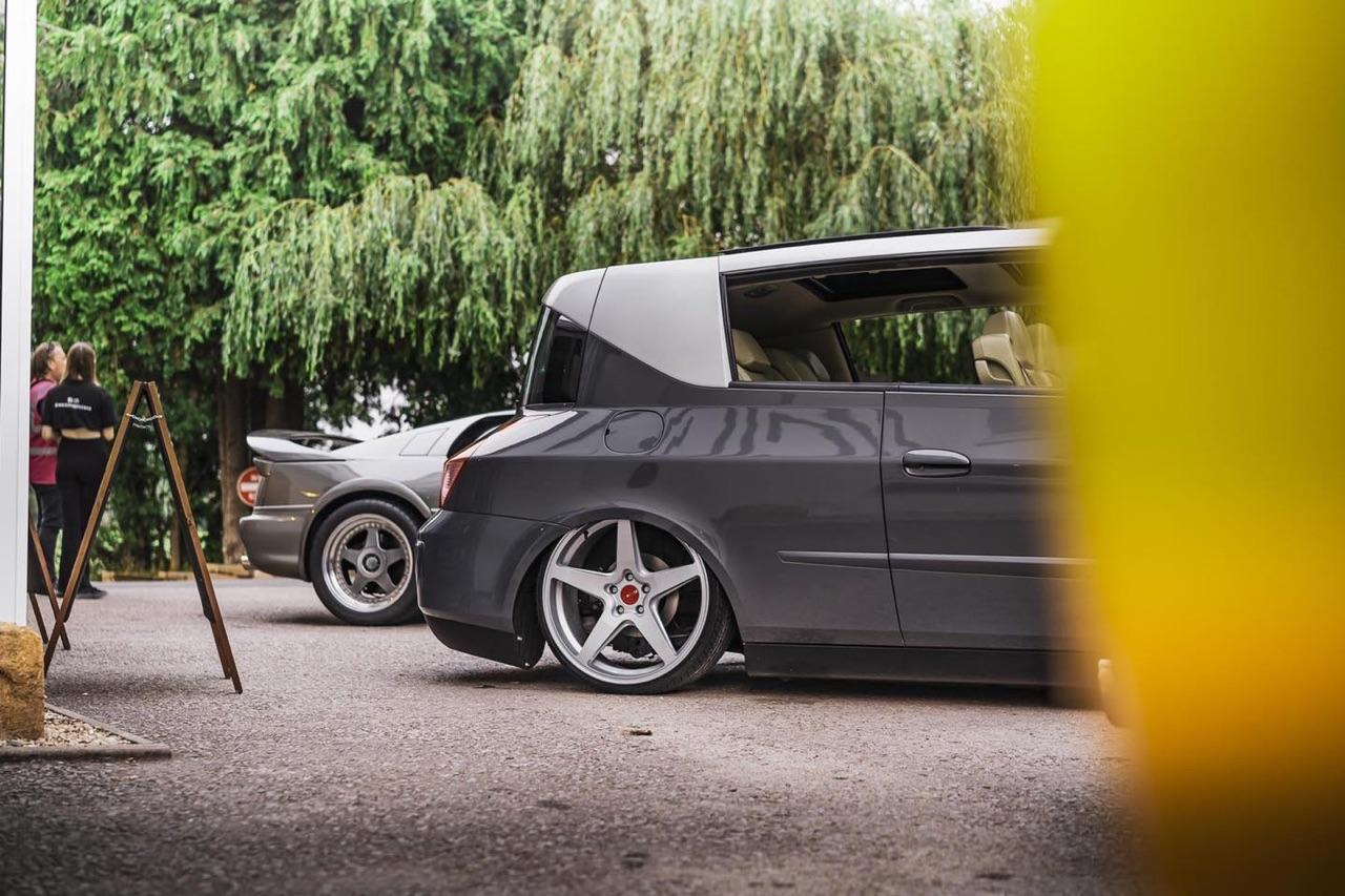 Renault Avantime... forcément en airride et Rotiform ! 3