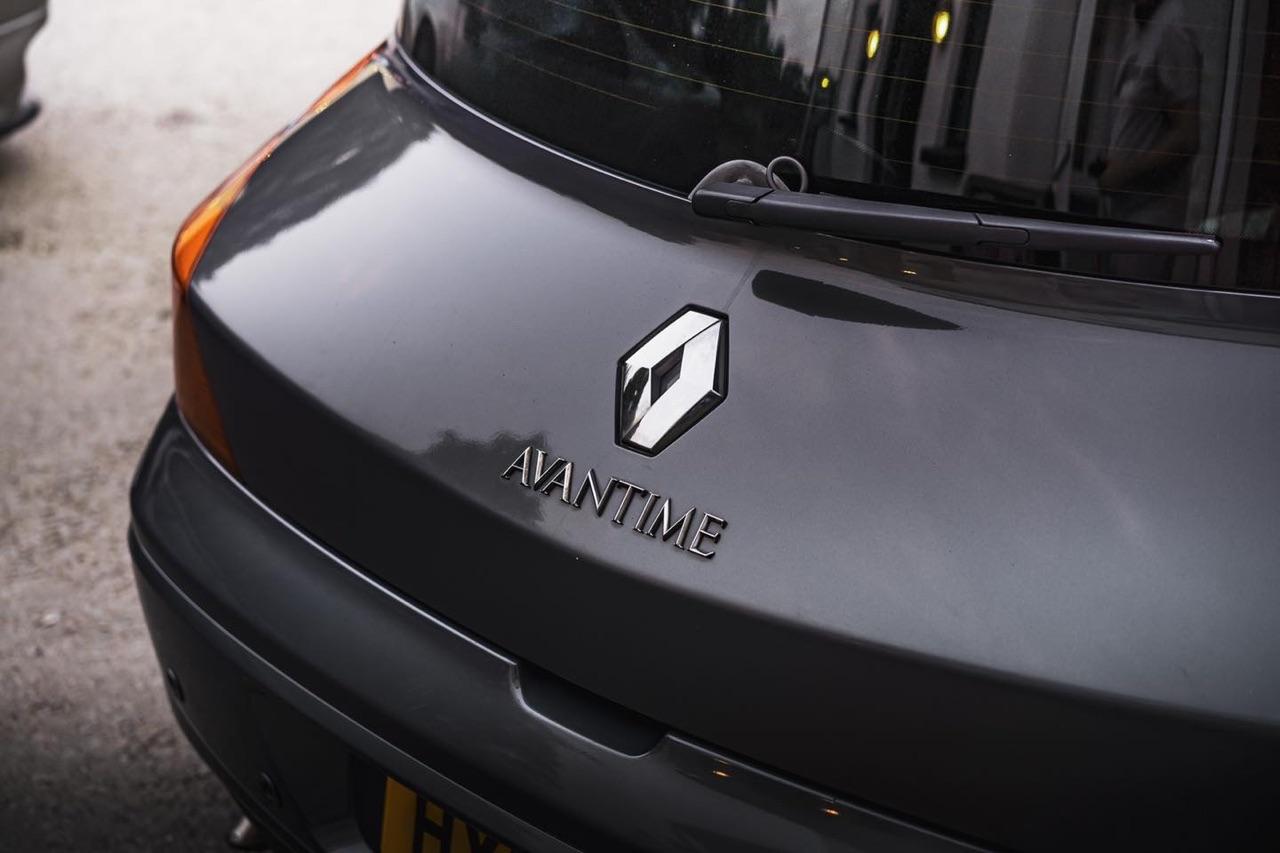 Renault Avantime... forcément en airride et Rotiform ! 2