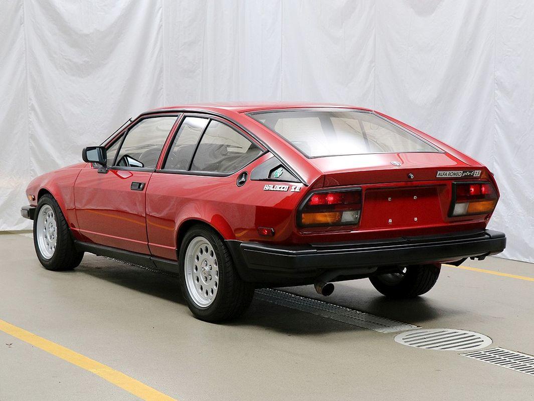 Alfa Romeo GTV6 3.0 l 24s - Et dieu créa le swap ! 5