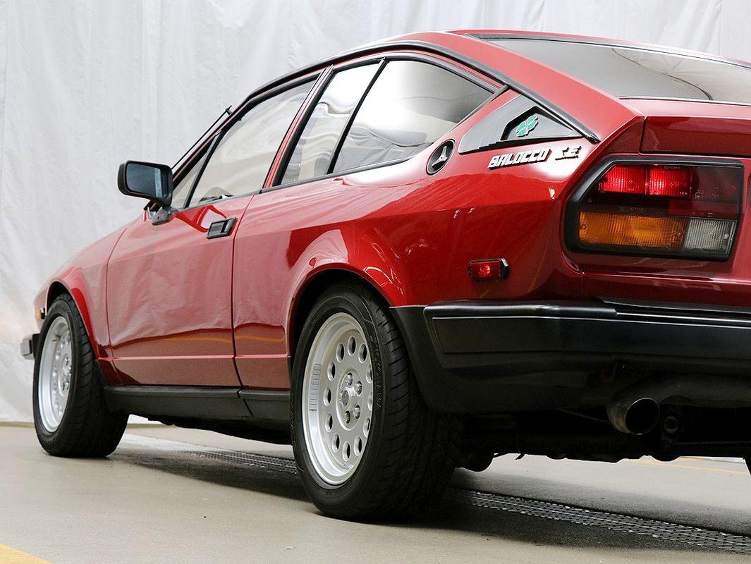 Alfa Romeo GTV6 3.0 l 24s - Et dieu créa le swap ! 1