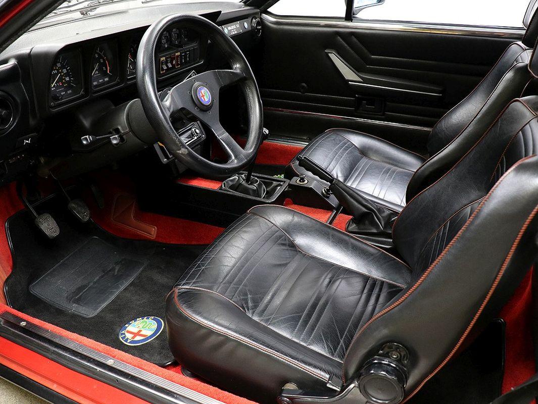 Alfa Romeo GTV6 3.0 l 24s - Et dieu créa le swap ! 3
