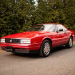 Cadillac Allanté - La ricaine la plus cool des 90's ?!
