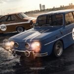 Dacia 1100 & 1300 signées Spoon334... Coupez !