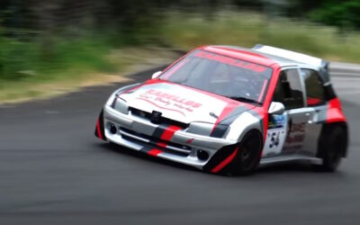 Hillclimb Monster : Peugeot 106 Maxi 2.0 – Action !