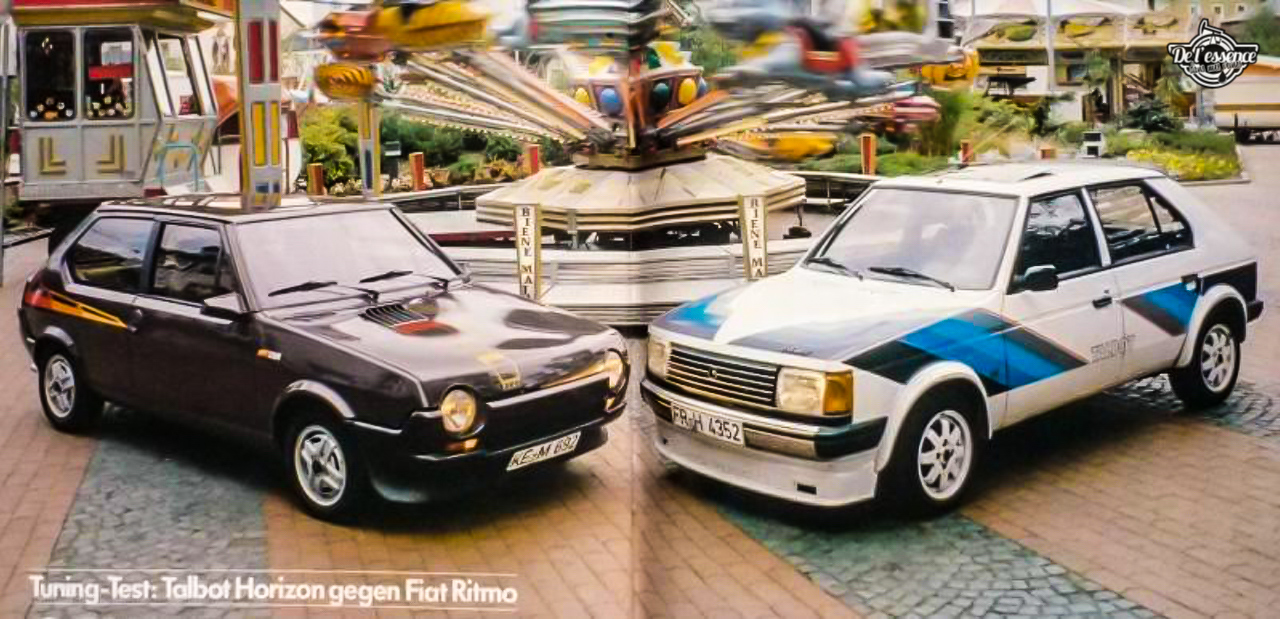 Peugeot 205 GTi Mi16 Gutmann - Quand le tuning devient collector ! 4