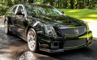 Cadillac CTS-V Sport Wagon de 2011 – Pendant ce temps devant mon PC #8