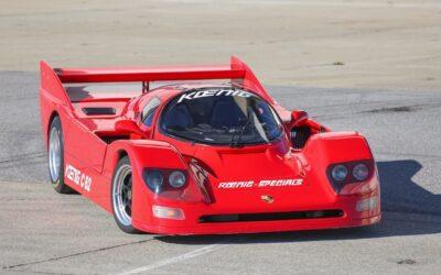 '91 Koenig Specials C62 – Radicale !